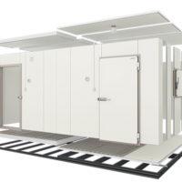 プレハブ冷蔵庫・冷凍庫